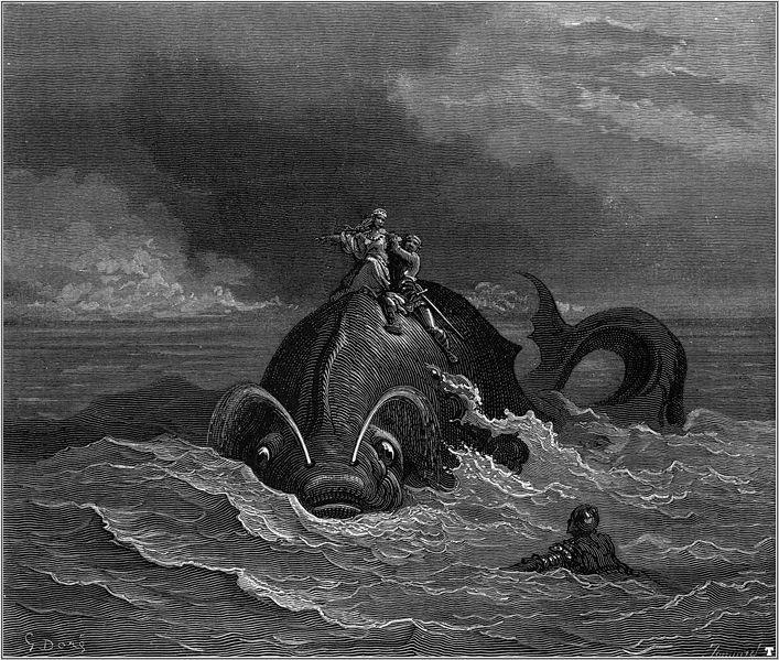 Orlando Furioso ll Gustave Dore