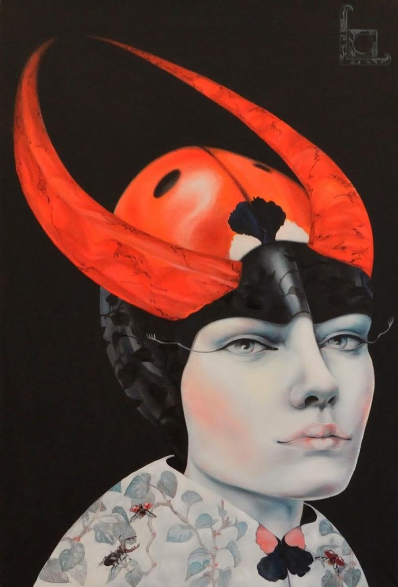 Lucania - 2013 - oil on canvas - 150x100 cm