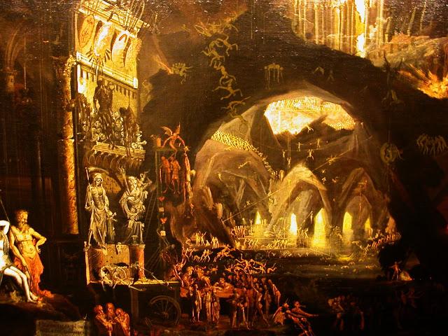 Francois de Nome les enfers 1622