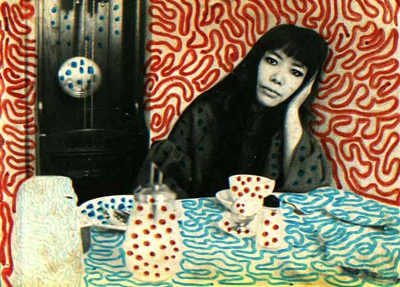 Yayoi-Kusama