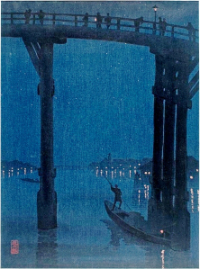 Asian-Art-Moonlight-bridge