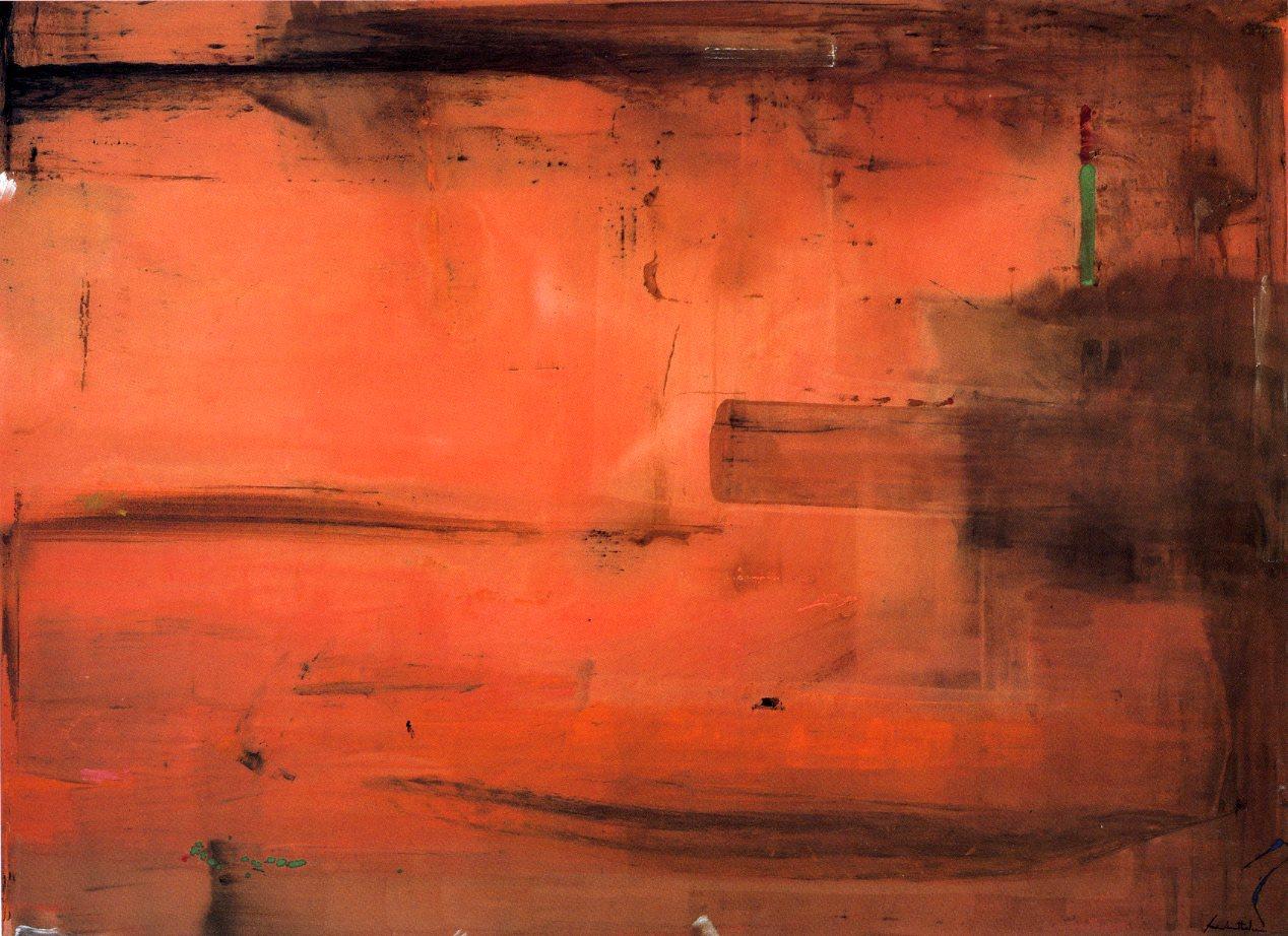 Helen Frankenthaler, Color field painting | kinneretstern