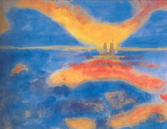 sunrise-at-the-sea-1927