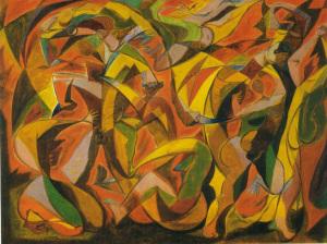 André+Masson+-+slays+(1931)+