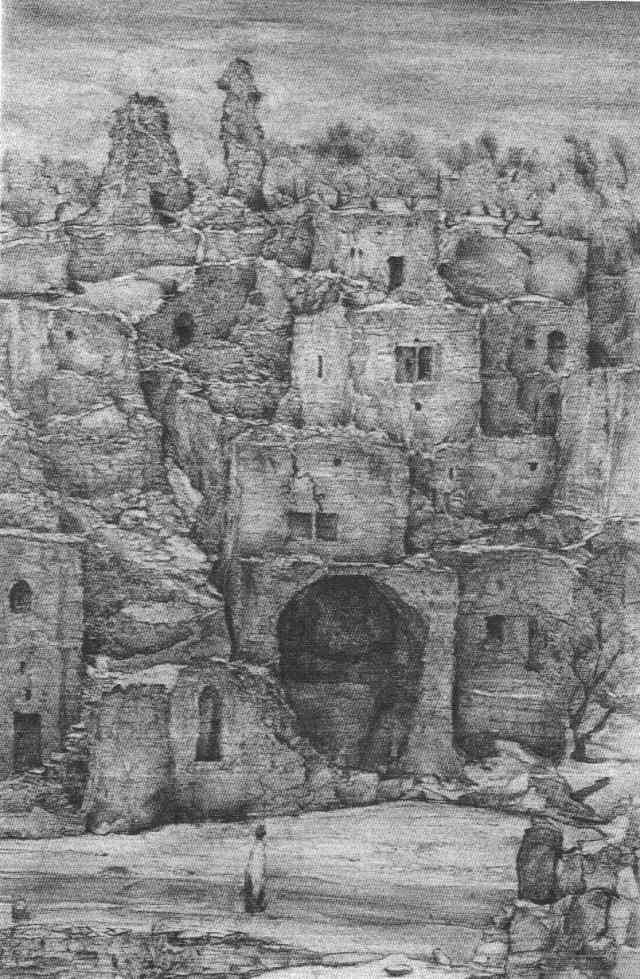 Anna Ticho - Bitania 1935.jpg